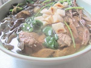 如何用天然防腐配料做牛肉汤软罐头